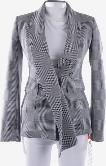 Off-White Blazer in XXS in schwarz / weiß, Produktansicht