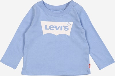 LEVI'S Shirt in hellblau / weiß, Produktansicht