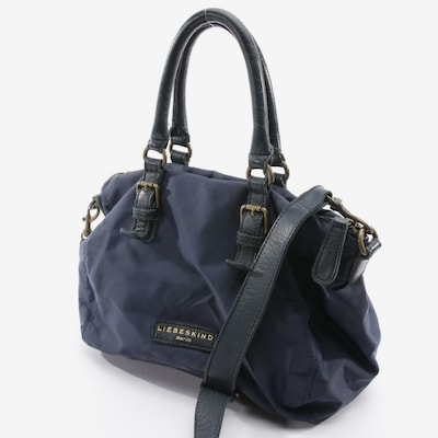 Liebeskind Berlin Handtasche in M in marine, Produktansicht