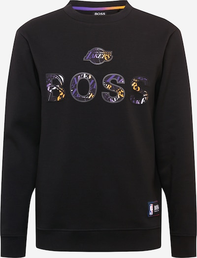 Bluză de molton BOSS Casual pe mai multe culori / negru, Vizualizare produs