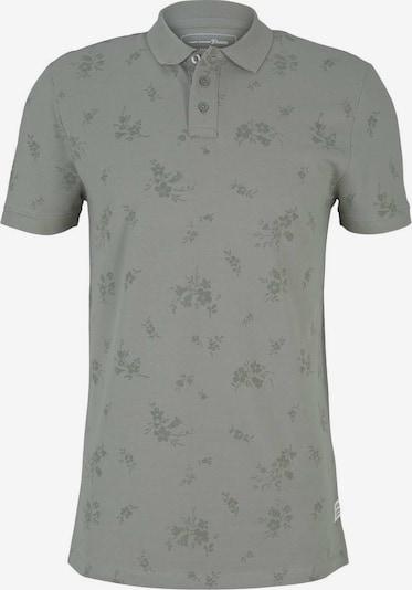 TOM TAILOR DENIM Shirt in de kleur Grijs: Vooraanzicht