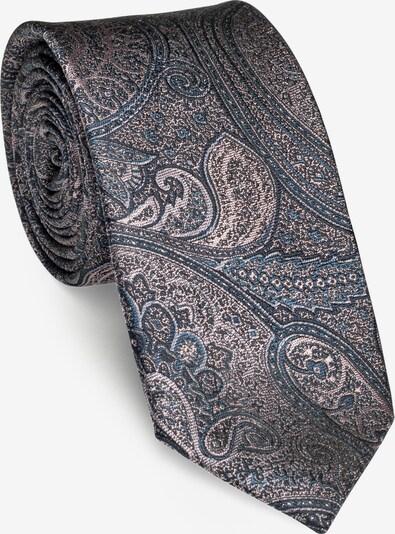 UNA Germany Krawatte in grau / mischfarben, Produktansicht