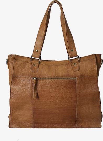 RE:DESIGNED Handtasche 'Molly Urban' in braun, Produktansicht