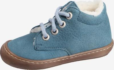 Däumling Winterschuhe in blau, Produktansicht