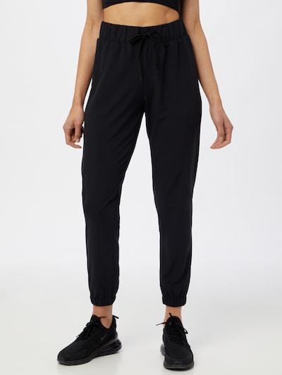 Athlecia Trainingshose 'Austberg' in schwarz, Modelansicht