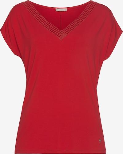 TAMARIS Shirt in rot, Produktansicht