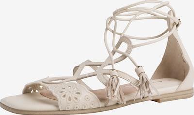 Sandale cu baretă TAMARIS pe bej deschis, Vizualizare produs