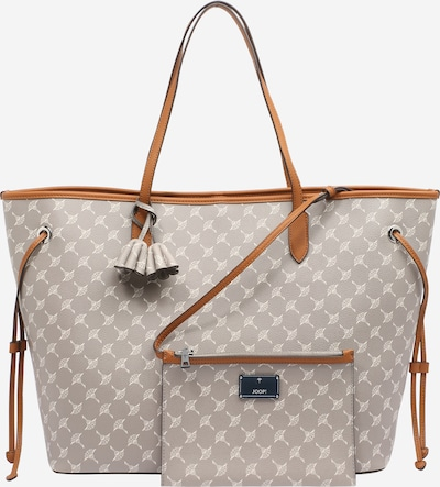 JOOP! Shopper 'Cortina Lara' in Light brown / Grey / White, Item view