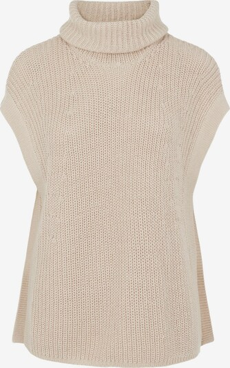 OBJECT Pullover in beige, Produktansicht