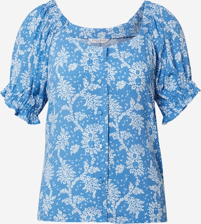 ZABAIONE Blúzka 'Rachel' - modrá / biela, Produkt