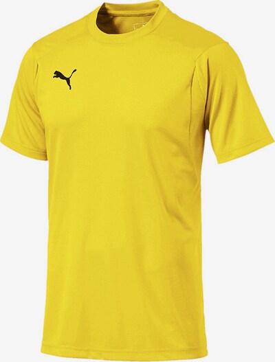 PUMA T-Shirt in gelb, Produktansicht