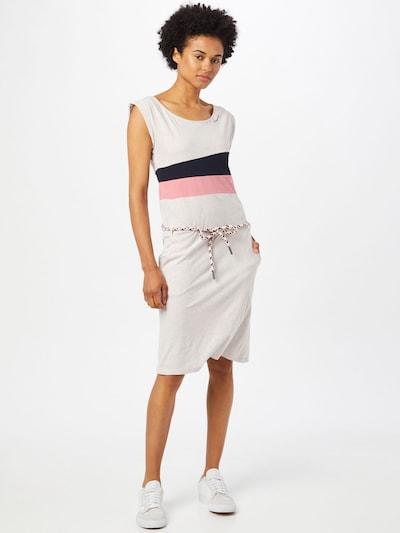 bézs / rózsaszín / fekete Ragwear Nyári ruhák 'Taraya', Modell nézet