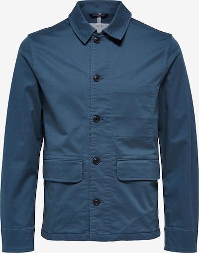 SELECTED HOMME Jacke 'Dallas' in blau, Produktansicht