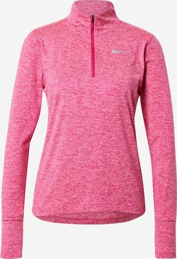 NIKE Functioneel shirt 'Element' in de kleur Pink, Productweergave