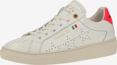 PANTOFOLA D'ORO Sneaker in rot / weiß, Produktansicht