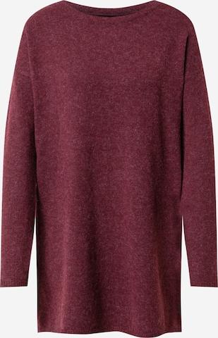 VERO MODA Sweater 'Brilliant' in Red
