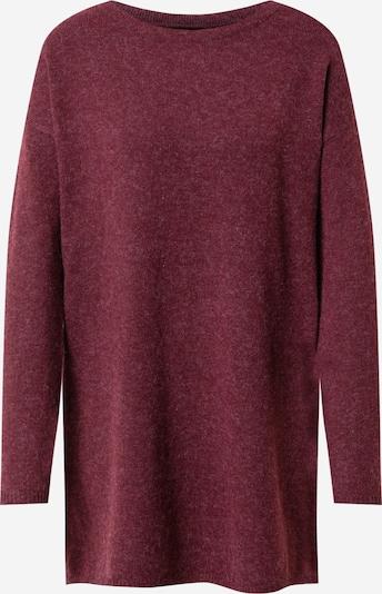 Pullover 'Brilliant' VERO MODA di colore rosso vino, Visualizzazione prodotti