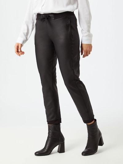 fekete monari Nadrág, Modell nézet