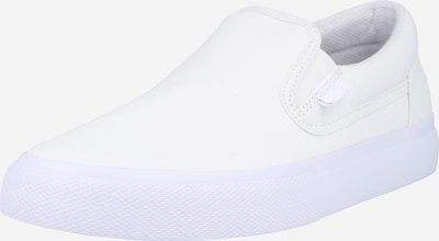 Pantofi sport DC Shoes pe alb, Vizualizare produs