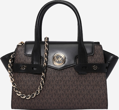 MICHAEL Michael Kors Handtasche in dunkelbraun / schwarz, Produktansicht