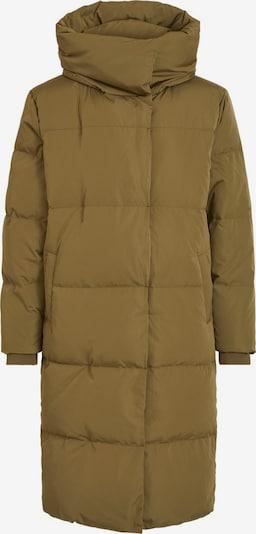 OBJECT Wintermantel in khaki, Produktansicht