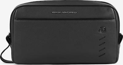 Piquadro Toilettas in de kleur Zwart, Productweergave