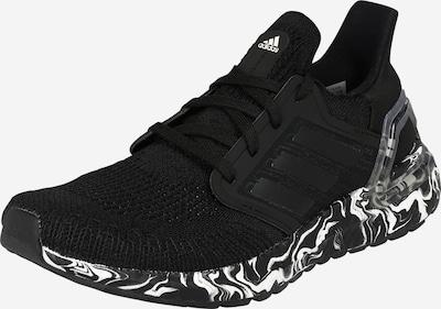 ADIDAS PERFORMANCE Chaussure de course 'Ultraboost 20' en noir / blanc, Vue avec produit