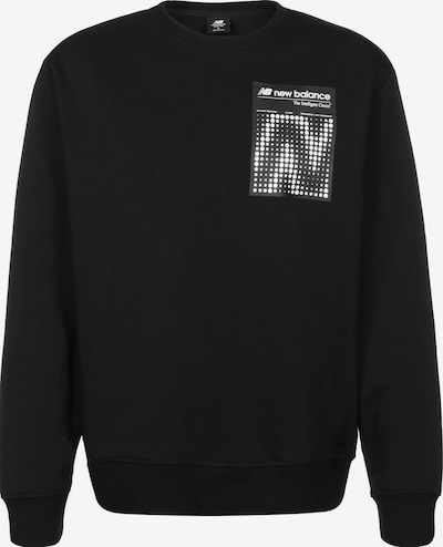 new balance Sweater ' MT03527 ' in schwarz, Produktansicht