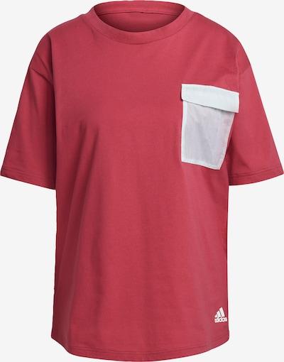 ADIDAS PERFORMANCE Koszulka funkcyjna w kolorze różowy / białym, Podgląd produktu