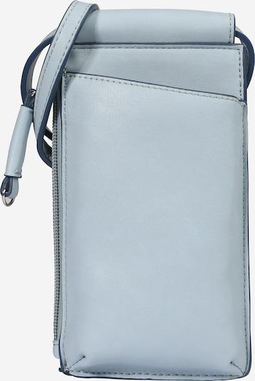 TOM TAILOR DENIM Smartphone case 'Elia' in Light blue, Item view