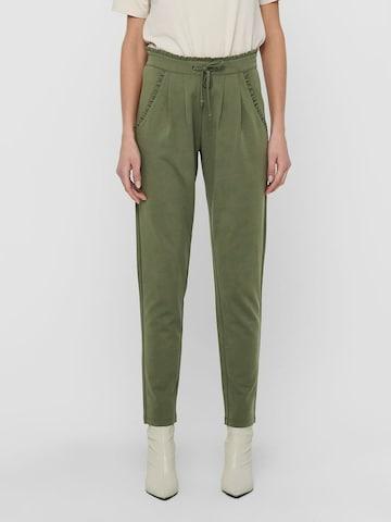 Pantalon à pince JDY en vert
