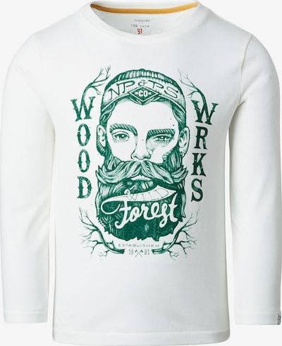 Noppies Shirt in weiß, Produktansicht