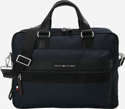 TOMMY HILFIGER Bolsa de viaje en azul oscuro / negro, Vista del producto