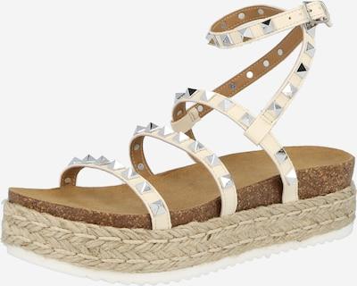 STEVE MADDEN Sandale 'KAILEE' in offwhite, Produktansicht
