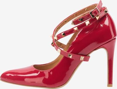 faina Schuh in rot, Produktansicht