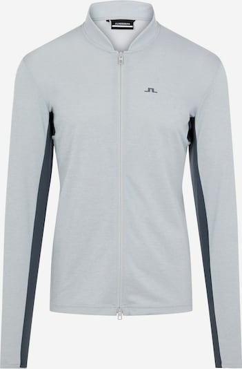 J.Lindeberg Sportjas in de kleur Donkerblauw / Lichtgrijs, Productweergave