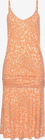 BUFFALO Suvekleit, värv oranž