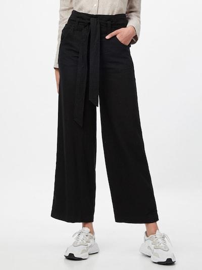 GAP Pantalon en noir, Vue avec modèle