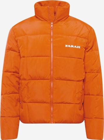 FARAH Between-Season Jacket in Orange