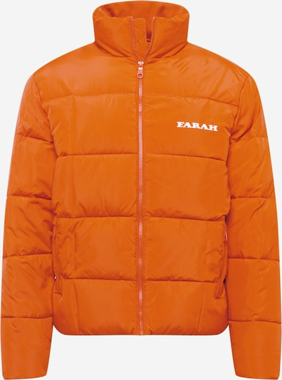 FARAH Jacke in orange, Produktansicht