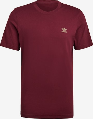 ADIDAS ORIGINALS T-Shirt in Rot
