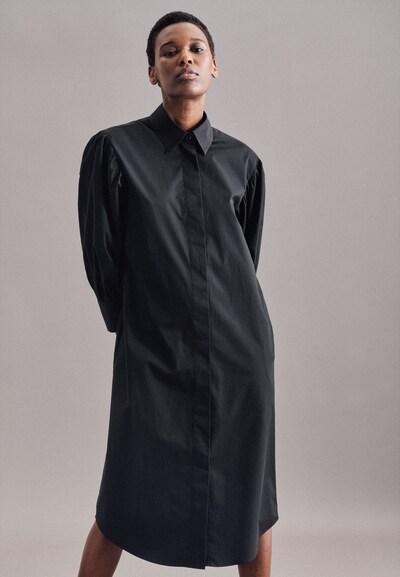 SEIDENSTICKER Jurk ' Schwarze Rose ' in de kleur Zwart, Modelweergave