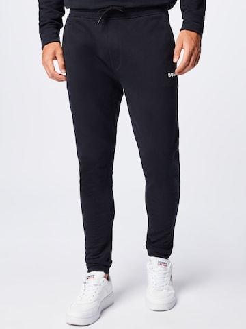BOSS Casual Spodnie 'Skeefast' w kolorze czarny