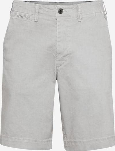 American Eagle Pantalon chino en gris clair, Vue avec produit