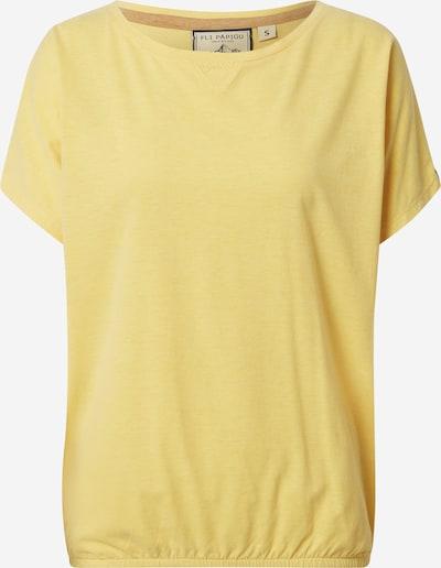 Fli Papigu Shirts 'Jacky Cola' i gul, Produktvisning