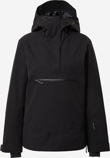 OAKLEY Veste outdoor en noir, Vue avec produit