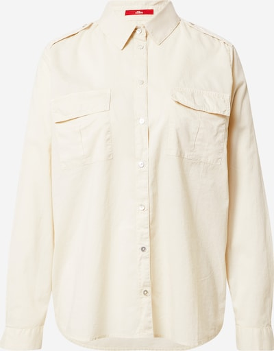 s.Oliver Blouse in Beige, Item view