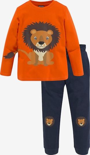 Kidsworld Set in Blue / Brown / Orange, Item view