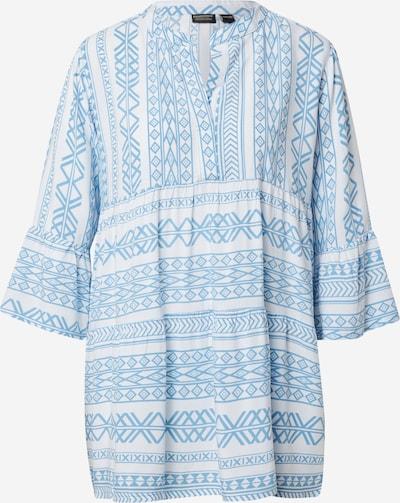 Eight2Nine Bluse in himmelblau / weiß, Produktansicht