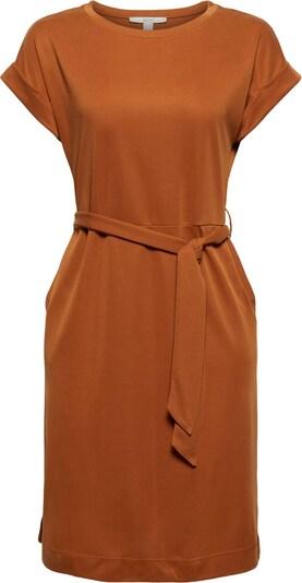 ESPRIT Gebreide jurk in de kleur Bruin, Productweergave